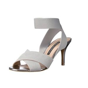 French Connection Luana Strappy Sandal Mount Fuji